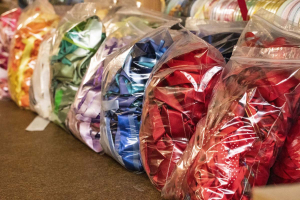 Recycled Ribbon Craft Packs