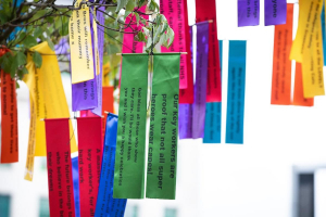 100mm Printed Ribbon,