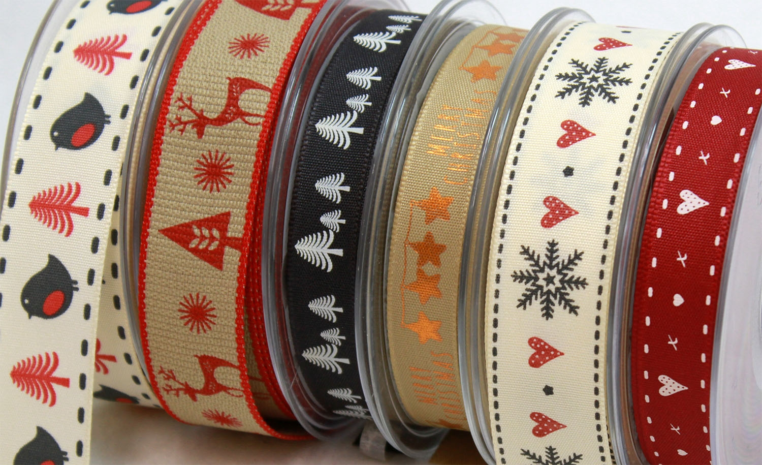Berisfords Christmas Ribbons