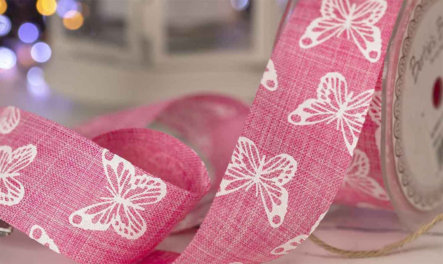 Butterfly & Bee Ribbons