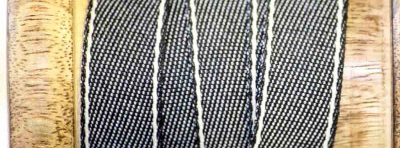 Denim Style Ribbons
