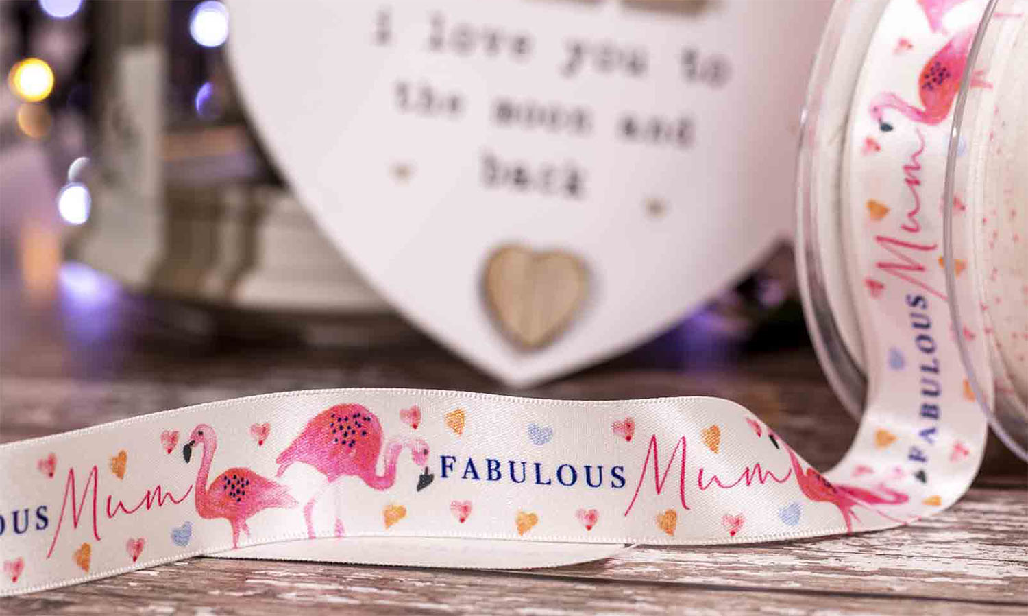 Mothers Day Ribbons