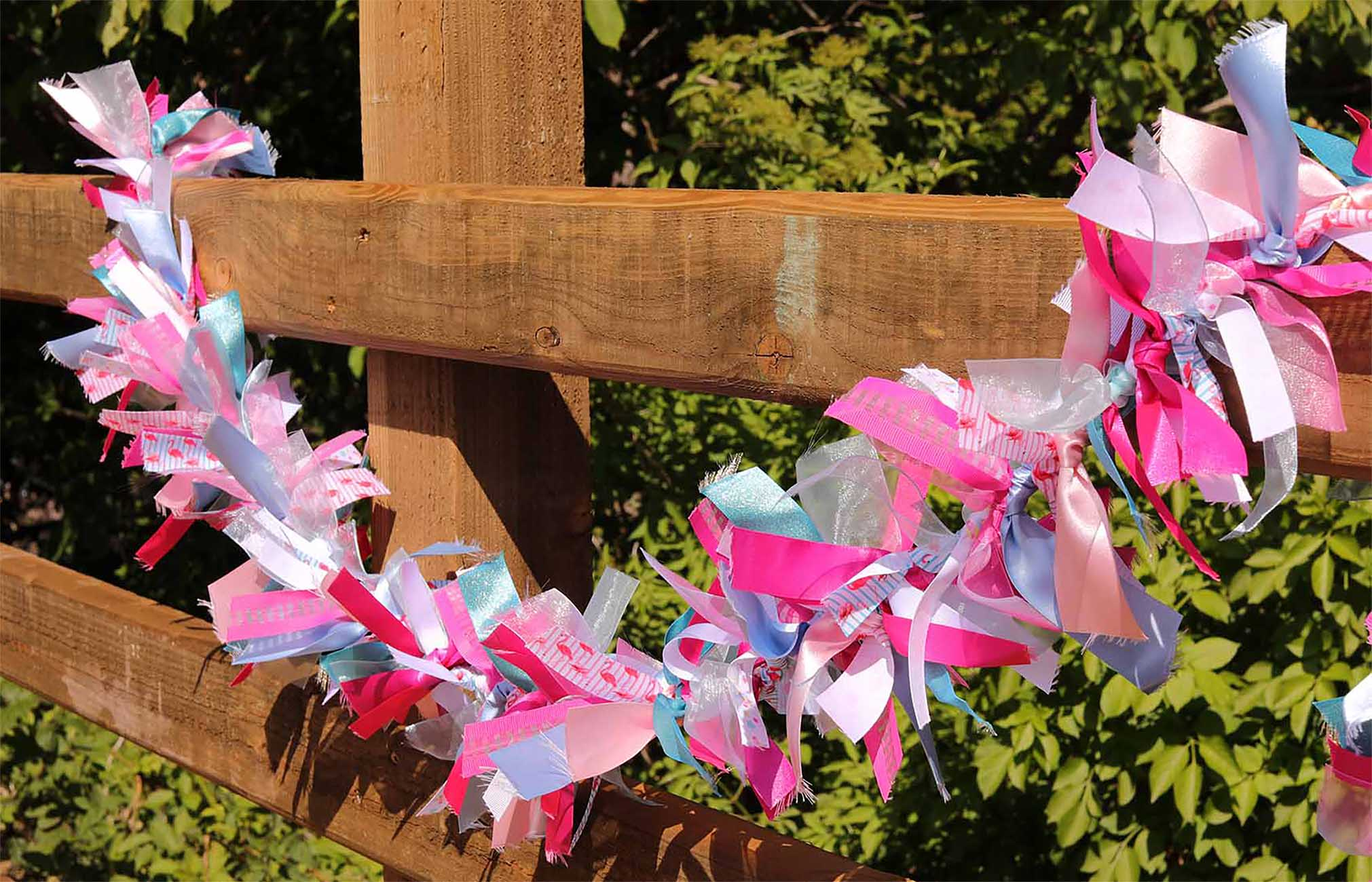 Ribbon Garland Kits