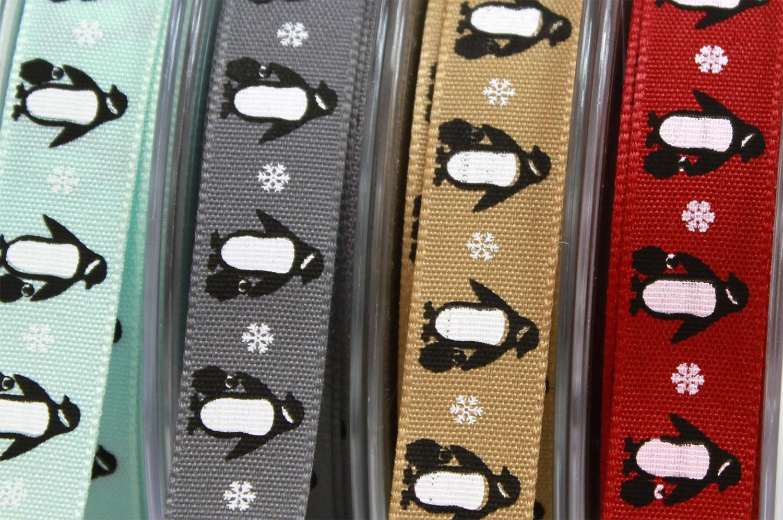 Animal Themed Christmas Ribbons