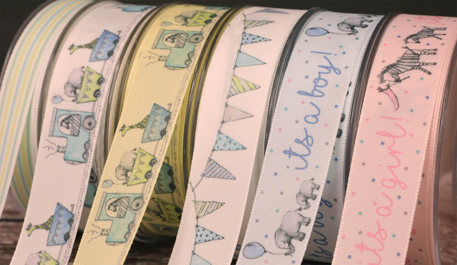 Baby Themed Ribbons