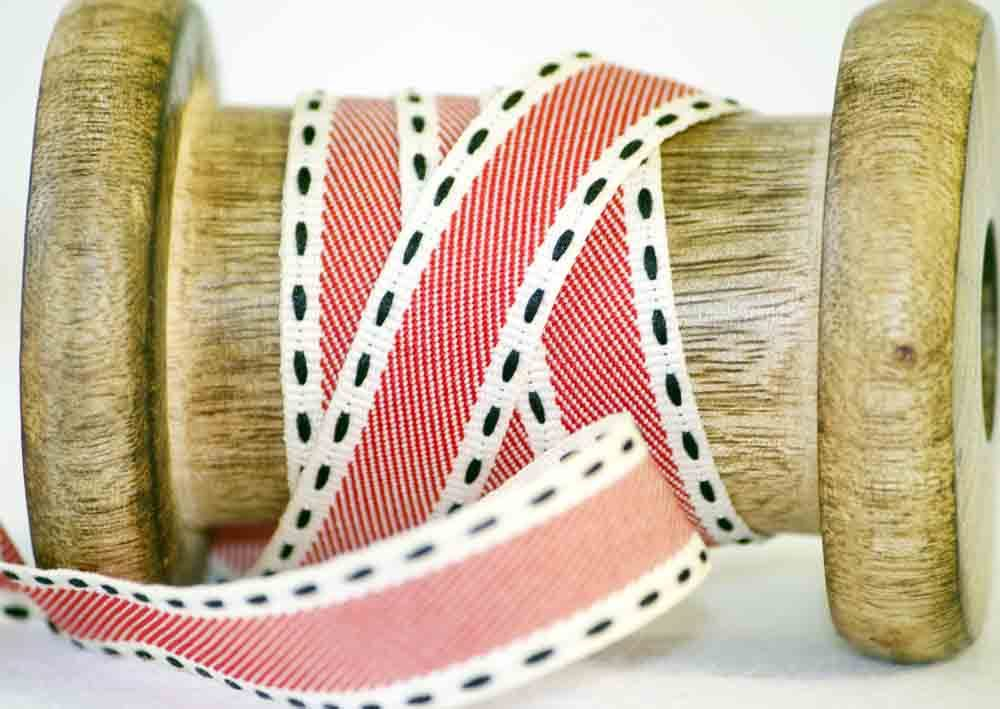 Stitched Ribbons