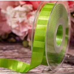 25mm Measow Green Tiger Ribbon By Berisfords Ribbons