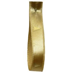 Little Fir Tree Satin Ribbon 10mm x 20m Col: Gold