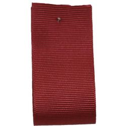Grosgrain Ribbon 10mm x 20m Colour CARDINAL 9341