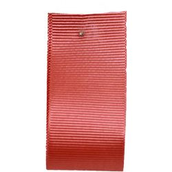 Grosgrain Ribbon 40mm x 20m Colour CORAL 9022