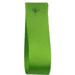 Grosgrain Ribbon 40mm x 20m Colour SPRING GREEN 9813