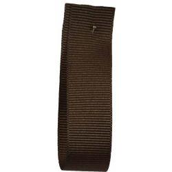 Grosgrain Ribbon 40mm x 20m Colour CHOCOLATE 9669