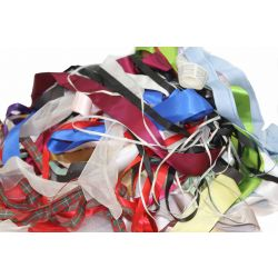 Dye House Waste Ribbon 500grm Bags