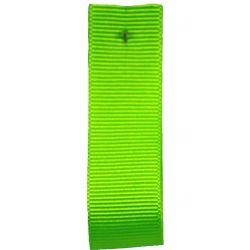 Grosgrain Ribbon 40mm x 20m Colour FLO GREEN 6847