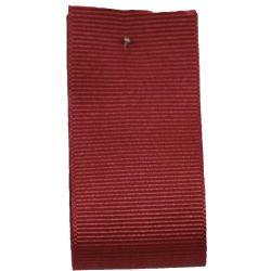 Grosgrain Ribbon 6mm x 20m Colour CARDINAL 9341