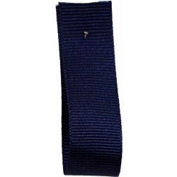 Grosgrain Ribbon 6mm x 20m Colour NAVY 9590