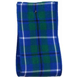 Douglas Tartan Ribbon - available in varying widths from 7mm up to 40mm
