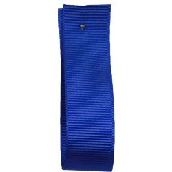 Grosgrain Ribbon Colour: ROYAL 9570 - widths 6mm-10mm-16mm-25mm- 40mm