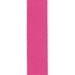 Grosgrain Ribbon Colour: SHOCKING PINK 9280 - widths 6mm-10mm-16mm-25mm- 40mm