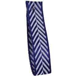 Royal 25mm Herringbone Ribbon Article 1392