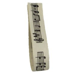 Musical Note Ribbon Article 14115 15mm x 20m