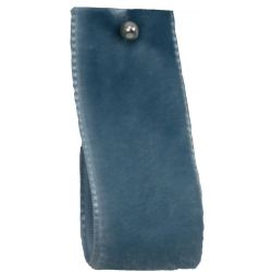 Velvet Ribbon By Berisfords Col: Williamsberg Blue 9536 - available in 9mm - 50mm widths
