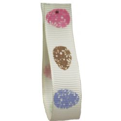 Easter Egg Grosgrain Ribbon