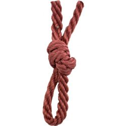 Twisted Twine In Dusty Pink 5mm x 20m