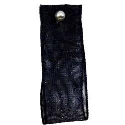 Black Sheer Ribbons By Berisford Ribbons 10mm, 15mm, 25mm 40mm & 70mm