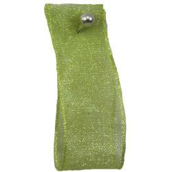 Mint Green Sheer Ribbons | Organza Ribbons 15mm x 25m By Berisfords Ribbons col: 56