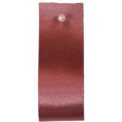 Double Satin Ribbon By Berisfords Ribbons: Grape (Col 6837) - 3mm - 70mm widths