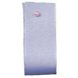 Grosgrain Ribbon Colour: CORNFLOWER 9524 - widths 6mm-10mm-16mm-25mm- 40mm