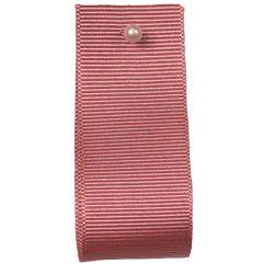 Grosgrain Ribbon Colour: DUSKY PINK 9260 - widths 6mm-10mmk-16mm-25mm-40mm