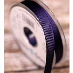 Grosgrain Ribbon Colour: NAVY 9590 - widths 6mm-10mm-16mm-25mm- 40mm