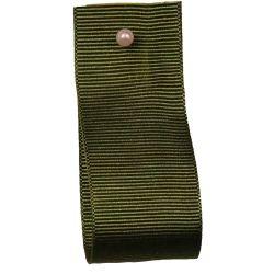 Grosgrain Ribbon Colour: MOSS 9892 - widths 6mm-10mm-16mm-25mm- 40mm