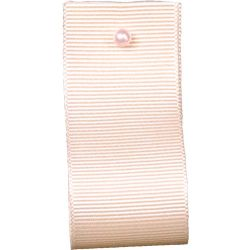 Grosgrain Ribbon Colour: IVORY 9607 - widths 6mm-10mm-16mm-25mm-40mm