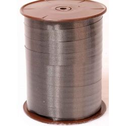 12mm Brown Curling Ribbon x 500m