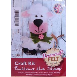 Sheep Felt Kit