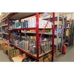 Warehouse Personal Shopper Session