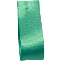 Shindo Double Satin Ribbon Jade (Col:173) - 3mm - 38mm widths