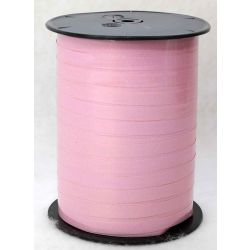 7mm Gloss Pink Curling Ribbon x 250yrds