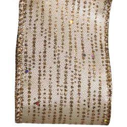 Gold Shimmer Ribbon 63mm x 9.1m