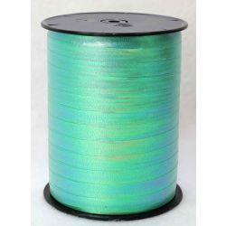 8mm Green Iridescent Curling Ribbon x 250m