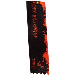 Happy Halloween Trick Or Treat Ribbon 25mm x 20m