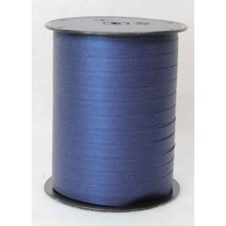 7mm Matt Navy Curling Ribbon x 250m