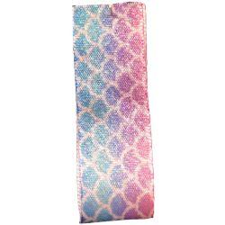 Mermaid Sparkle Ribbon 25mm x 20m