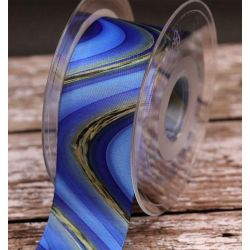 40mm Moves Ribbon In Blue