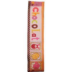 Easter Chocolat Ribbon (Col 1437) 40m x 20m - Orange
