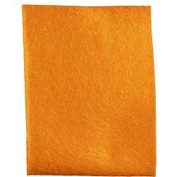 Orange Felt in a 50mm width