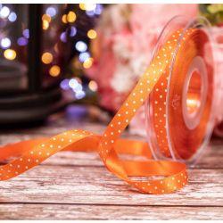 10mm Orange micro Dot Ribbon